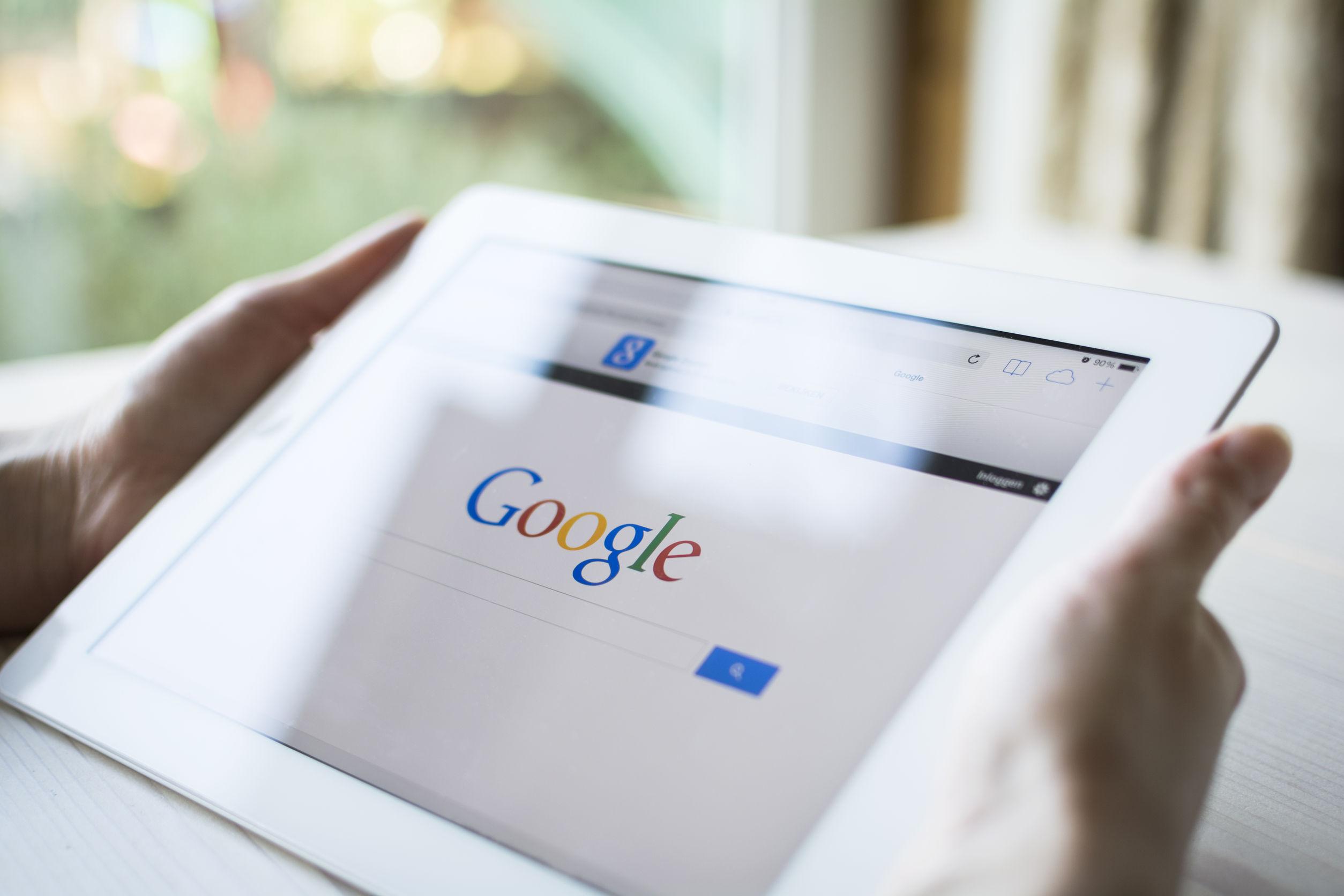 Google Search Reputation Management Services