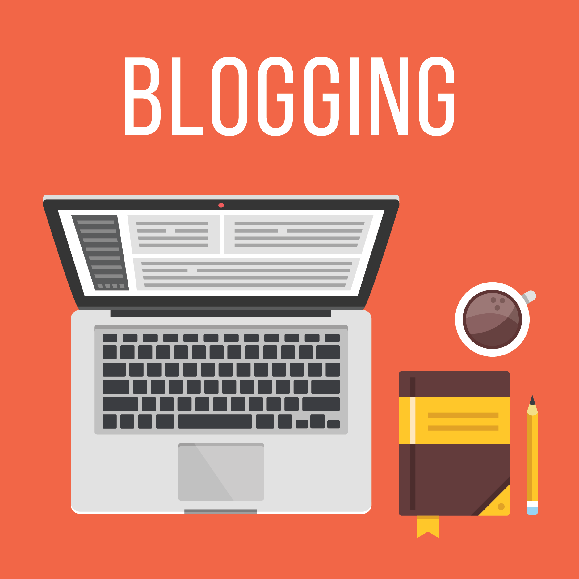 How to Control Your Name on Search Results with Blogging
