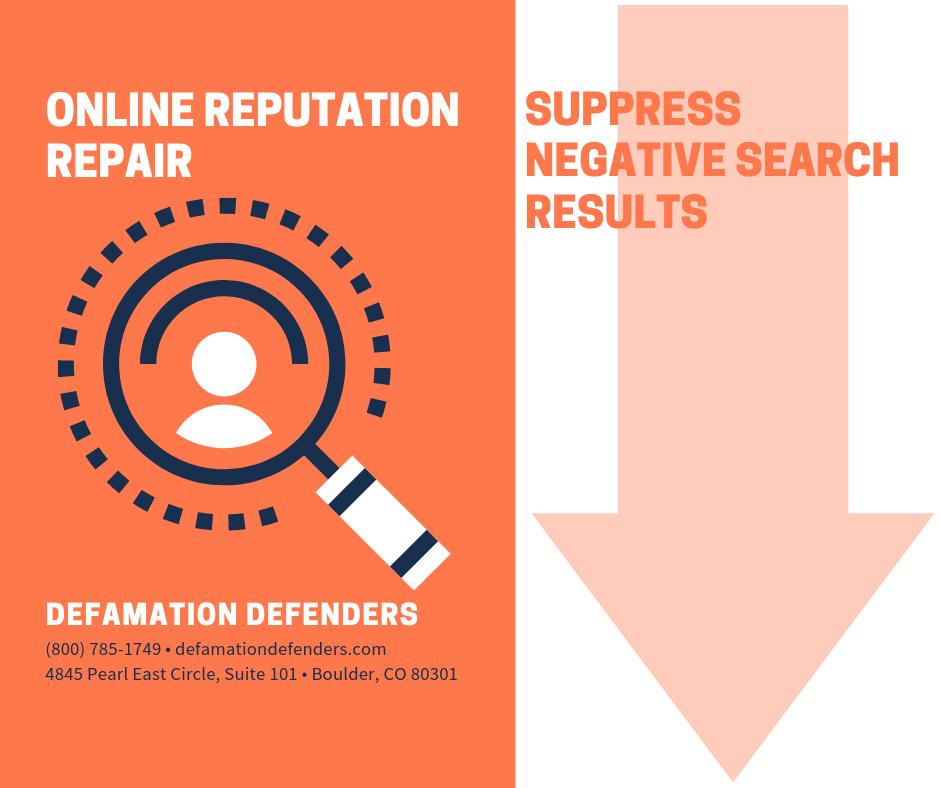 Google Suppression Services