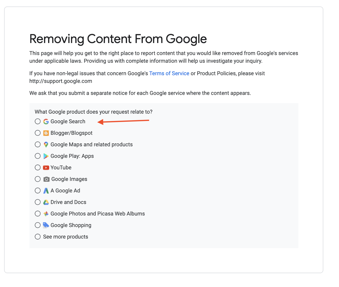 How to Remove News Article from Google Search