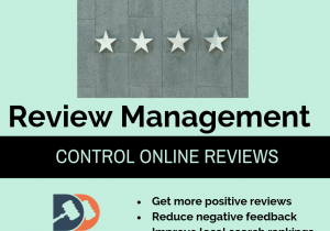 Manage and Control Online Reviews